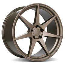 Mustang SVE XS7 Wheel - 20x10  - Ceramic Bronze (15-20)