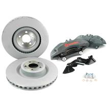 "Mustang Brembo 15"" 6 Piston Brake Kit (15-20)"