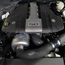 Mustang Procharger HO Intercooled System P-1SC-1 - Factory Air Box - 50 State Legal  (18-19)