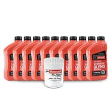 Mustang Motorcraft Oil Change Kit  (18-19) 5.0