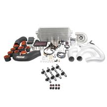 Mustang Paxton Novi 2200 Supercharger & ID1050X Kit  - Satin (2018)