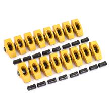 "Mustang Crane Cams Gold Race Extruded Rocker Arms - 1.6 Ratio 3/8"" (79-95)"