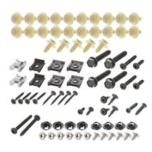 Mustang Door Panel Hardware Kit  (87-93)
