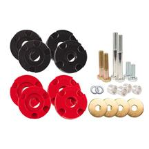 Mustang Steeda Adjustable Differential Bushing Insert System (15-20)