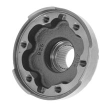 Mustang Ford Rear Pinion Flange (05-14)