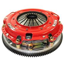 Mustang McLeod RXT Twin Disc Power Pack  - w/ Aluminum Flywheel - 26 Spline (96-20)