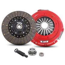 "McLeod Mustang Super Street Pro Clutch Kit - 10 Spline - 11"" (01-04) 75204"