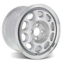 Mustang 10-Hole Wheel - 15x9  - Machined (79-93)