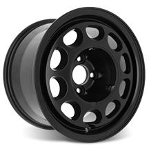 Mustang 10-Hole Wheel - 15x9  - Black (79-93)