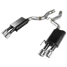 Mustang Flowmaster American Thunder Axle Back Exhaust  - w/o Active Exhaust (2018)
