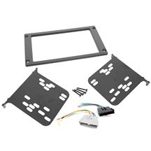 Mustang Double Din Radio Install Kit (87-93)