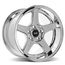 Mustang SVE 2003 Cobra Style Wheel - 17x10.5 - Deep Dish  - Chrome (94-04)