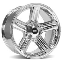 F-150 SVT Lightning SVE 03-04 Style Wheel - 18x9.5 Chrome (99-04)