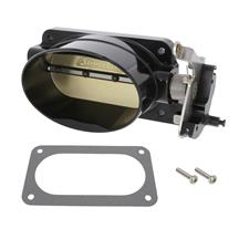 Accufab F-150 SVT Lightning Throttle Body  - Black (99-04) LTBBK