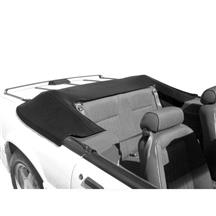 Mustang Convertible Top Boot Black  (83-89)