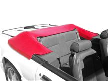 Mustang TMI Convertible Top Boot Scarlet Red (87-89)
