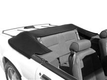 Mustang TMI Convertible Top Boot Black (90-93)