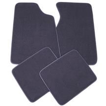 Mustang Crystal Blue Floor Mats (90-92)