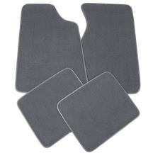 Mustang Floor Mats Wedgewood/Medium/Academy Blue  (82-84)