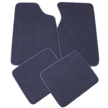 ACC Mustang Floor Mats Regatta/Royal Blue  (85-93) 8886-9304