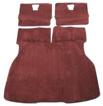 Mustang Hatch Area Carpet Canyon Red (84-86)