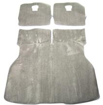 ACC Mustang Hatch Area Carpet Light Gray  (85-86) 3295-852