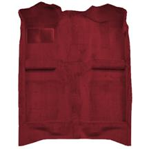 ACC Mustang Floor Carpet  Ruby Red (1993) Convertible 3297-825