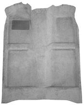 Mustang Floor Carpet  Opal Gray (93-93) Convertible