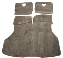 Mustang Hatch Area Carpet Sand Beige (87-89)
