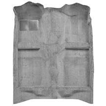 ACC Mustang Floor Carpet w/ Mass Back Opal Gray (1993) Coupe/Hatchback 3296-9196 MASS BACK
