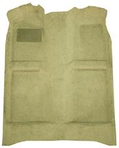 ACC Mustang Mass Back Floor Carpet Saddle Tan (94-98) 10142-8384 MASS BACK