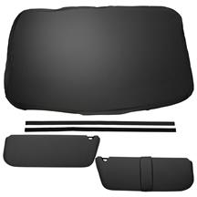 F-150 SVT Lightning Acme Headliner & Sunvisor Kit  - Black (93-95)