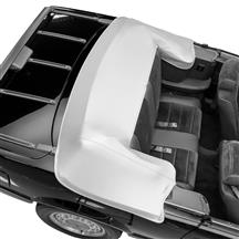 Acme Mustang Convertible Top Boot White (83-89)
