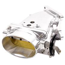 Mustang Accufab Single Blade Throttle Body Polished  (03-04)