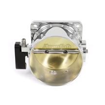 Mustang Accufab 90mm Throttle Body  - Polished  (86-93) 5.0