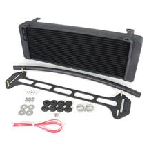 F-150 SVT Lightning Afco Dual Pass Heat Exchanger  - Black (99-04)