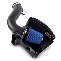 Mustang Airaid Cold Air Intake Kit (11-14) 3.7 Blue Filter