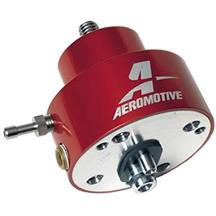 Mustang Aeromotive Adjustable Fuel Pressure Regulator, 35-70 psi (86-93) 5.0