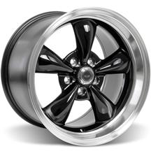 Mustang American Racing Torque Thrust M Wheel  - 17x10.5 Black (94-04)