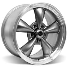 Mustang American Racing Torque Thrust M Wheel - 17x9 Anthracite (94-04)