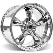 Mustang American Racing  Torque Thrust M Wheel  - 17x10.5 Chrome (94-04)