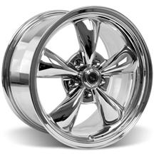 Mustang American Racing Torque Thrust M Wheel - 17x9 Chrome (94-04)