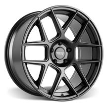 Mustang American Racing Apex Wheel - 20x10  - Satin Black (05-17)