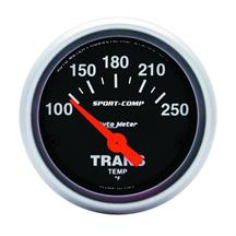 Autometer Sport Comp Transmission Temp Gauge - 2-1/16""