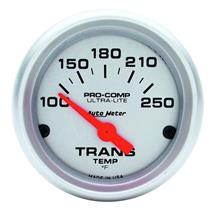 Autometer Ultra-Lite Transmission Temp Gauge - 2-1/16""