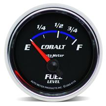 "Auto Meter  Cobalt Fuel Level 2-1/16"" Gauge (79-86)"