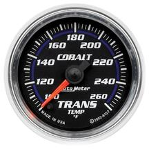 Autometer Cobalt Transmission Temp Gauge - 2-1/16""