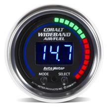 Auto Meter Cobalt Wideband Air/ Fuel Ratio Gauge 2 1/16""