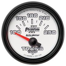 Autometer Phantom II Transmission Temp Gauge - 2-1/16""