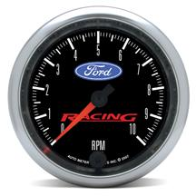 Ford Racing In-Dash Tachometer - 3 3/8""